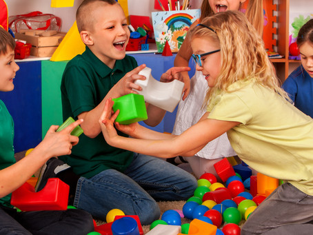 Supporting Social Skills in Children
