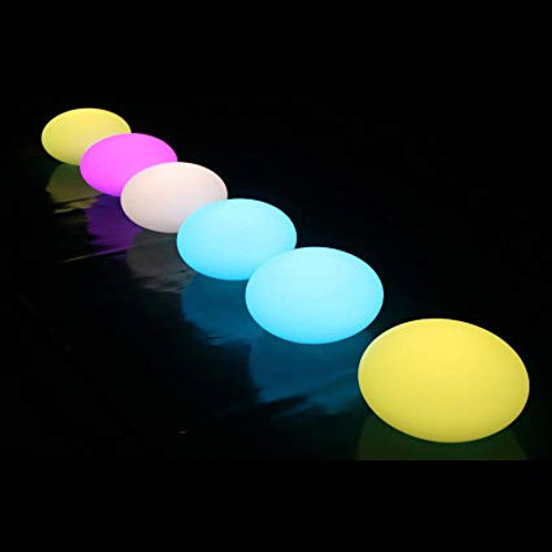 Lampada sferica LED da giardino