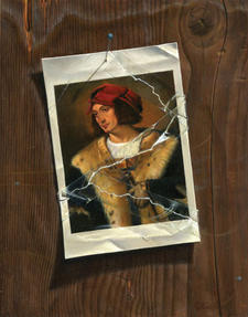 TORN TITIAN TAPED (2004)