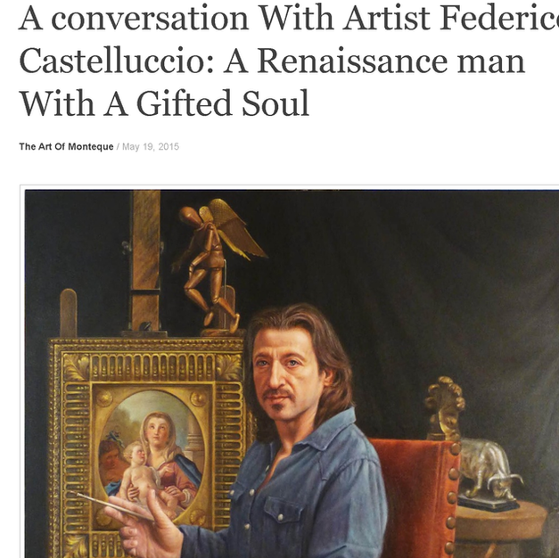 A CONVERSATION WITH ARTIST