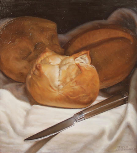 STILL LIFE WITH BREAD (2009)