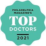 Philadelphia Magazine Top Docs  2021