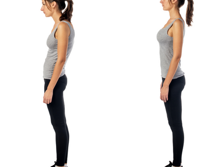 Mom Was Right.  Posture Is Important.