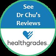 Dr. Benjamin Chu's Healthgrades reviews