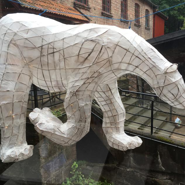 Polar Bear Lantern