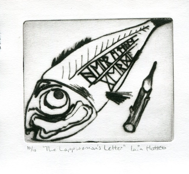 The Lappwoman's Letter