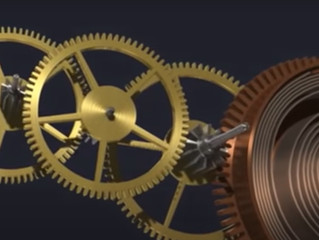 How many parts are there in a mechanical movement?