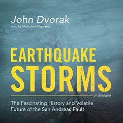San Andreas fault audiobook Earthquake Storms