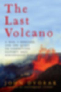 Kilauea volcano book The Last Volcano
