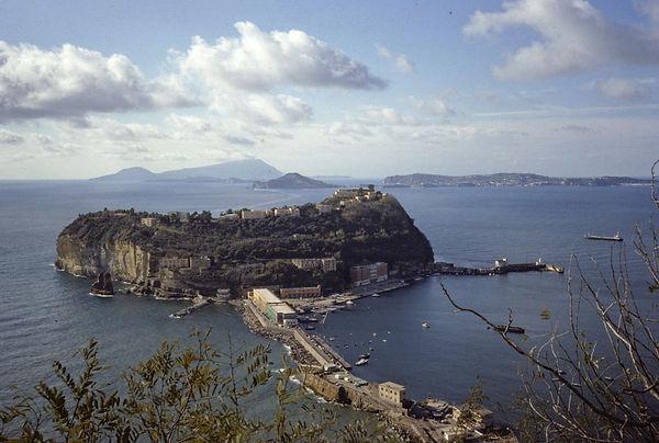 Nisida Island Caesar Italy