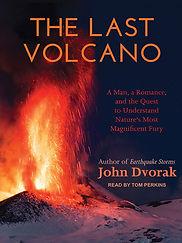 Kilauea volcano audiobook The Last Volcano