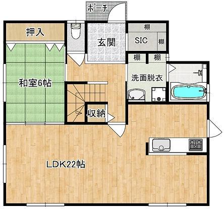 清滝中町プラン図13 1階.jpg