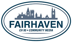 Fairhaven Community Media Logo_Blue Circ