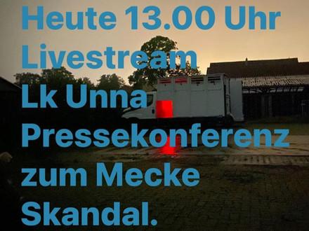 Livestream Pressekonferenz: 17.08.2021, 13:00 Uhr