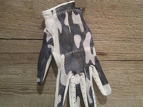 B&W Camo Golf Glove