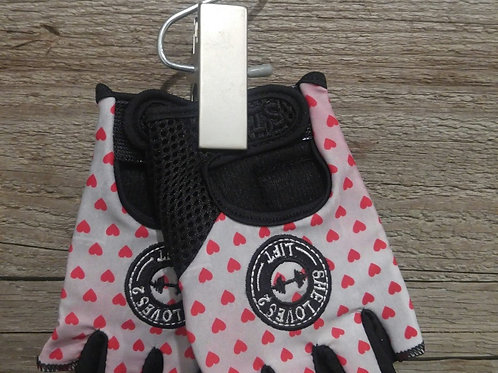 Be Mine Heart Gloves
