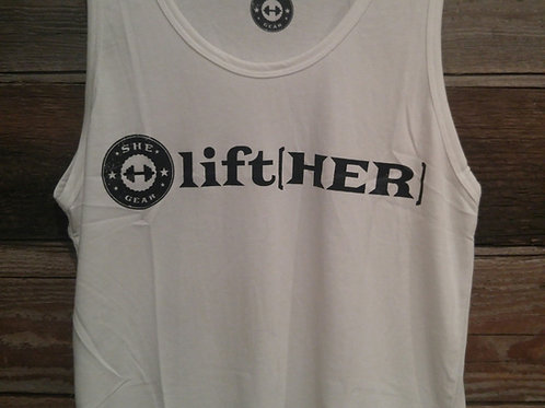 lift[HER] Cropped Tank