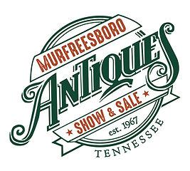 Murfreesboro Antiques Show & Sale Logo.j
