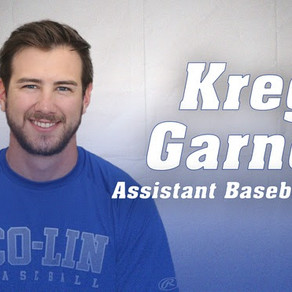 Garner joins Co-Lin baseball staff