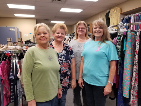 The Big Thrift is on the move
