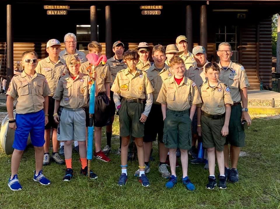Boy Scout Troop 205