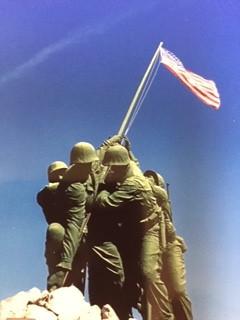 Local Iwo Jima survivor raising funds to attend 75th anniversary commemoration
