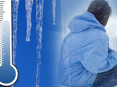 COLD WEATHER CAN BE DEADLY,  AMR MEDICS WARN