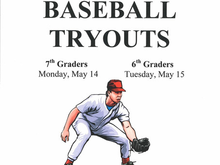 FMS Baseball Tryouts