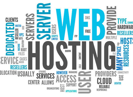 I Want A Website… Now What? Part 2 -  Finding the Right Hosting Provider