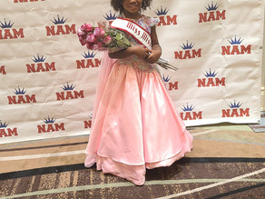 McClain of Long Beach crowned Mississippi Princess