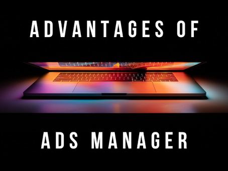 Advantages of Ad Manager