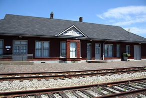 Canton Train Depot
