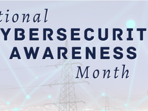 Commissioner Bailey Announces Cybersecurity Awareness Month at the PSC