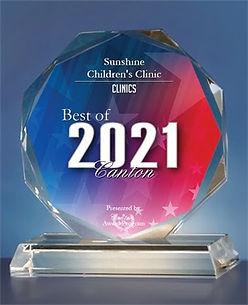Best of Canton 2021 Trophy