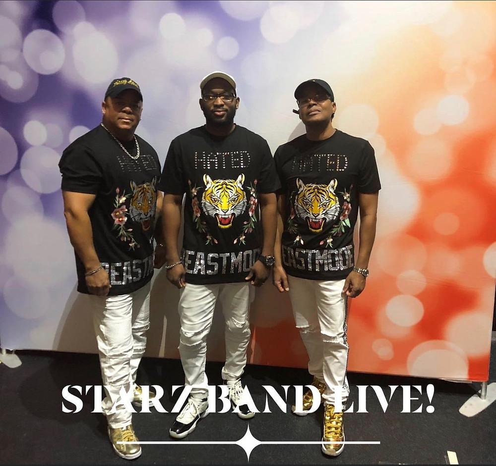 STARZ band