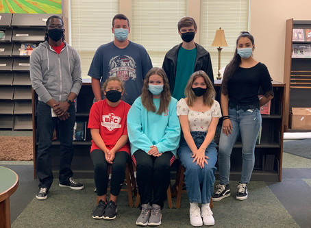 Richland High School names August Students of the Month