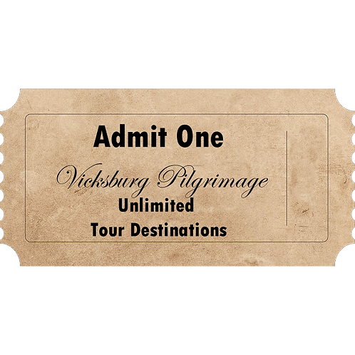 2020 Spring Vicksburg Pilgrimage Tour - Unlimited Destinations
