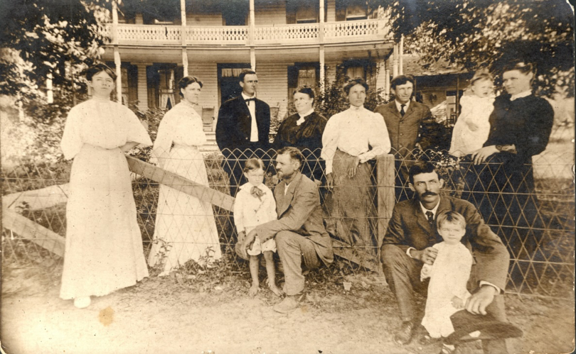 W.J. Quarles Family