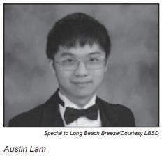 Lam and McDonald named National Merit Finalists