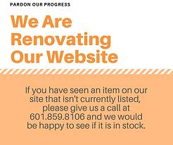 Orange Construction Public Service Annou