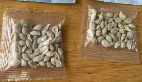 Beware of seeds from China