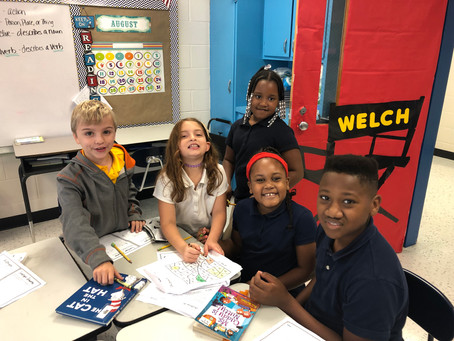 Northside Elementary students complete escape room project