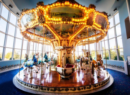 Miskelly Furniture Announces Donation of Carousel as New Exhibit to Ag Museum