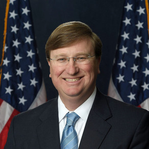 Governor Tate Reeves Releases Executive Budget Recommendation