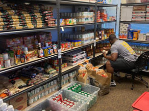 USM Gulf Park Pantry Offers Food, Essentials for University Community