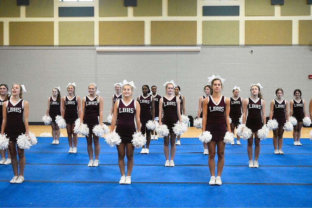 UCA Cheer Camp