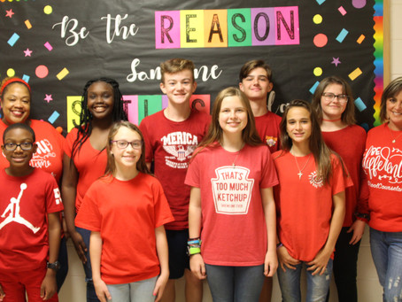 """""""Red Ribbon Week"""" activities observed at PJHS"""