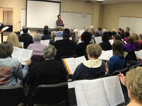 Gulf Coast Civic Chorale Invites Singers to Join Choir