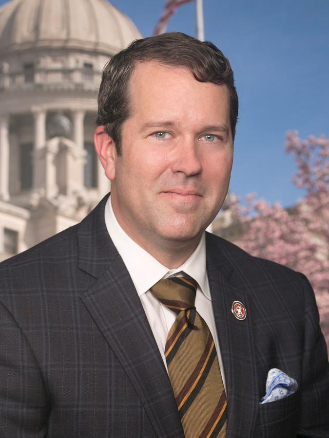 Representative Fred Shanks District 60 - Rankin