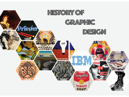 Do You Know The History Of Graphic Design?